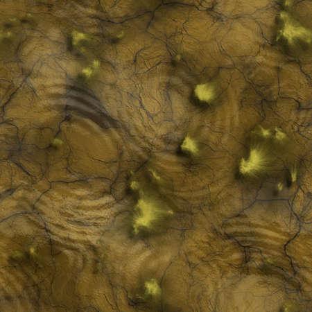 Mud Seamless Texture Tile 版權商用圖片