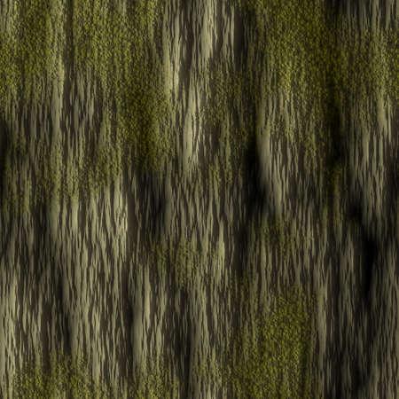 Tree Bark with Moss Seamless Texture Tile Stock Photo - 14024921