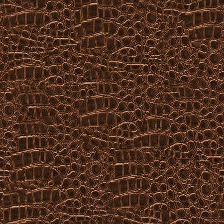 Crocodile Hide Seamless Texture Tile Photo