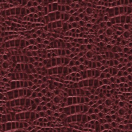 Crocodile Masquer Tile Seamless Texture Banque d'images - 14063291