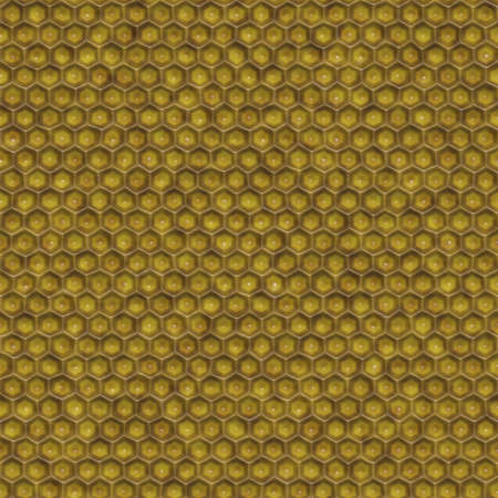 Honeycomb Seamless Texture Tile