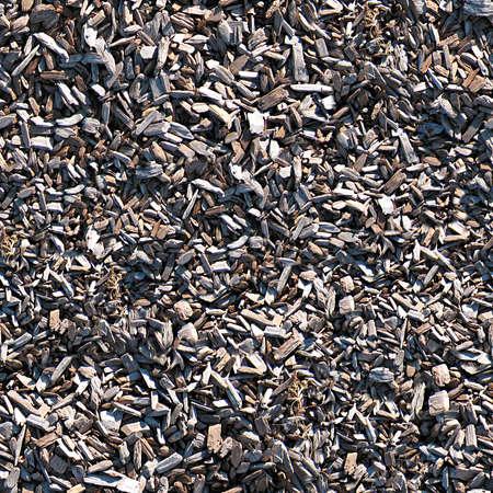 bark mulch: Mulch Seamless Texture Tile Stock Photo