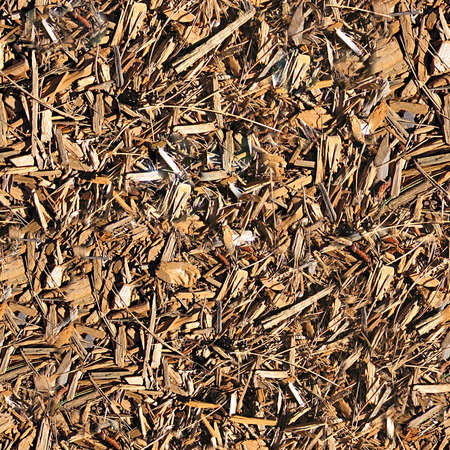 Mulch Seamless Texture Tile Stockfoto