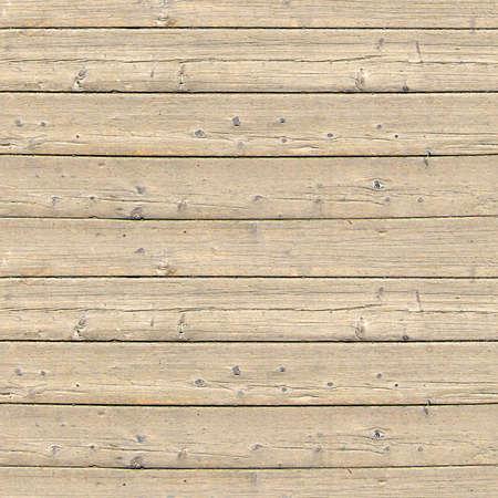 Wood Deck Seamless Texture Tile