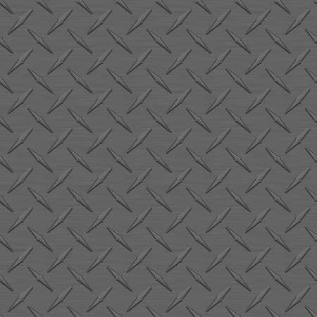 diamondplate: Charcoal Diamondplate Metal Seamless Texture Tile