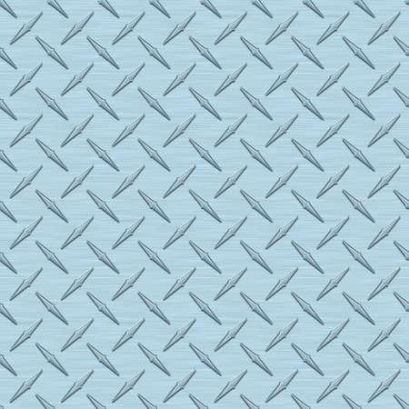 diamondplate: ice Blue Diamondplate Metal Seamless Texture Tile