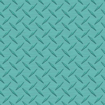 diamondplate: Aqua Diamondplate Metal Seamless Texture Tile