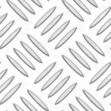 diamondplate: Argento Diamondplate metallo Seamless Texture Tile