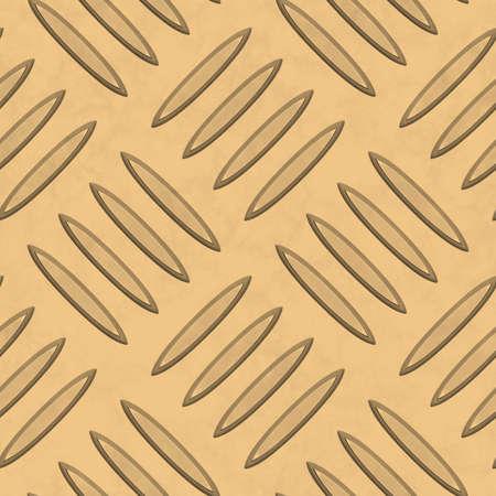anodized: Diamondplate de oro met�lico con placa de textura perfecta