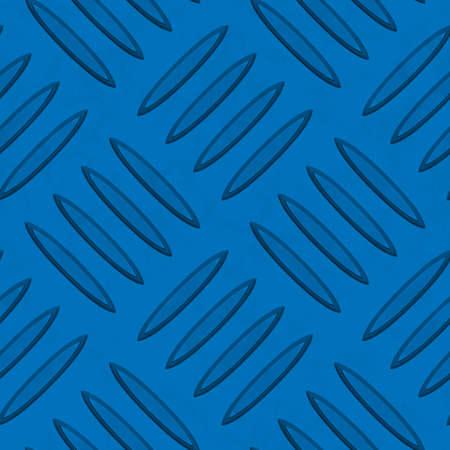 diamondplate: Medium Blue Diamondplate Metal Seamless Texture Tile