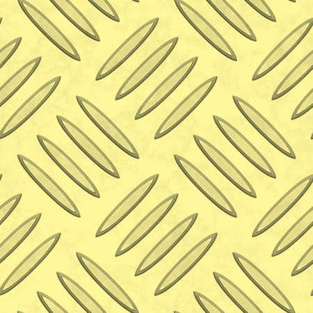 diamondplate: Pale Yellow Diamondplate metallo Seamless Texture Tile