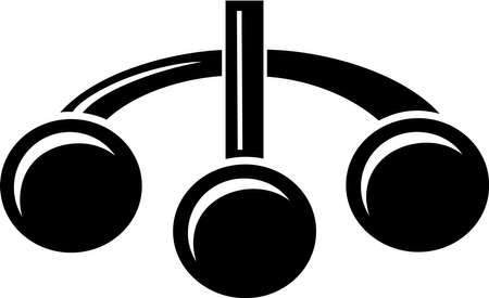Pawn Shop Symbol Vinyl Ready Illustration Vettoriali