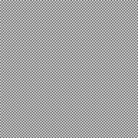 銀の炭素繊維のシームレスなテクスチャ タイル