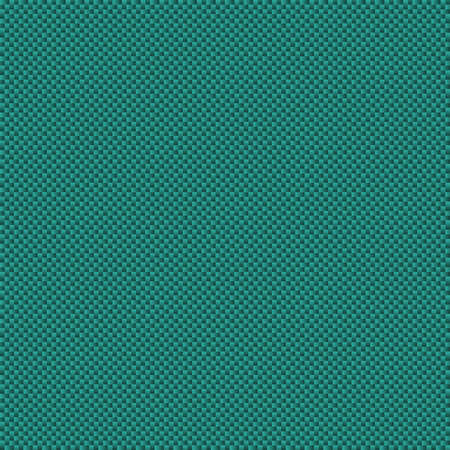 Dark Aqua Carbon Fiber Seamless Texture Tile photo
