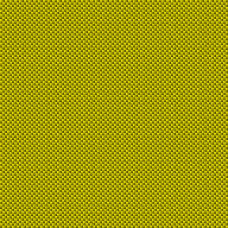 seamless tile: Yellow Carbon Fiber Seamless Texture Tile Stock Photo