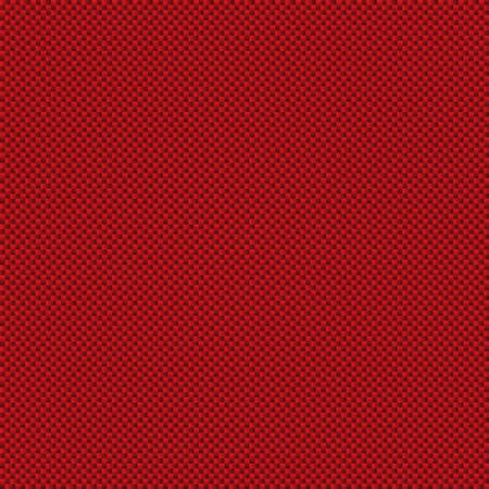 Red Carbon Fiber Seamless Texture Tile photo