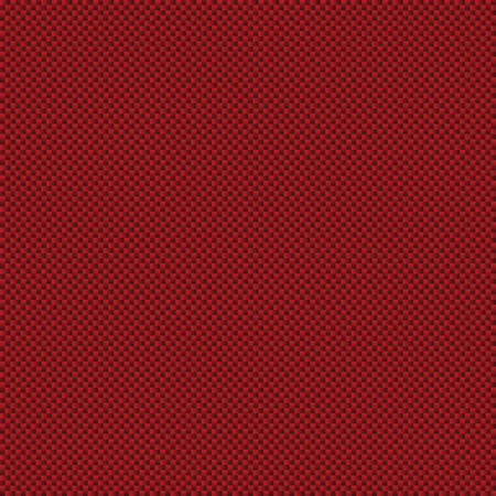 Deep Red Carbon Fiber Seamless Texture Tile photo