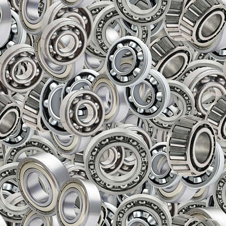Bearings Seamless Texture Tile