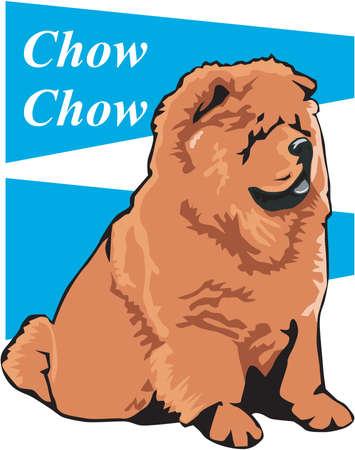 Chow Illustration