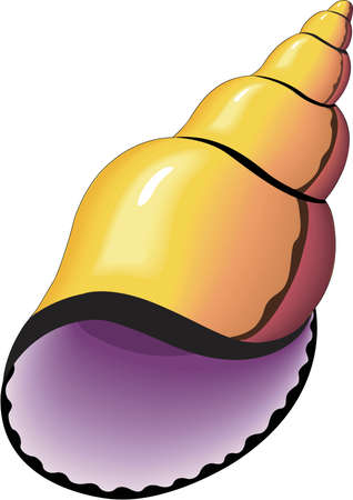 Golden Bubble Illustration