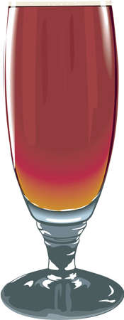 Barley Wine Illustration
