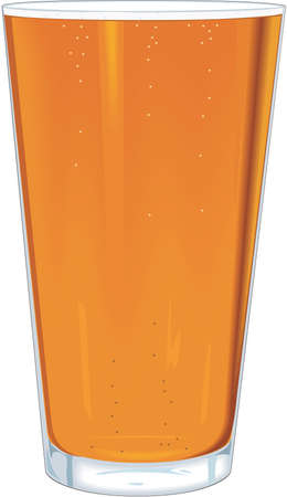 California Common Ale Illustration Illustration
