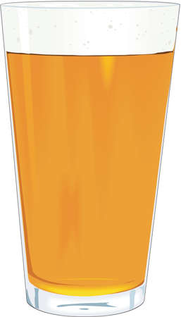 India Pale Ale Illustration