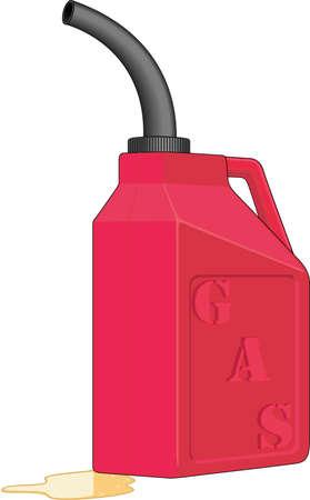 Fire Hazard Illustration