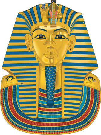 Tutankhamen Illustration