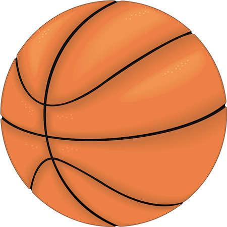 Basketbal Illustratie