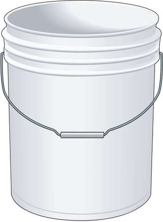 Bucket Illustration