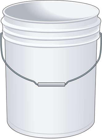 Bucket Illustration Stock Vector - 84437047