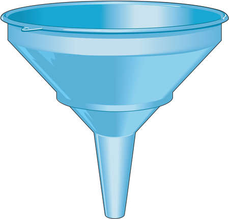 Funnel Illustration