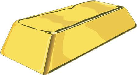金地図  イラスト・ベクター素材