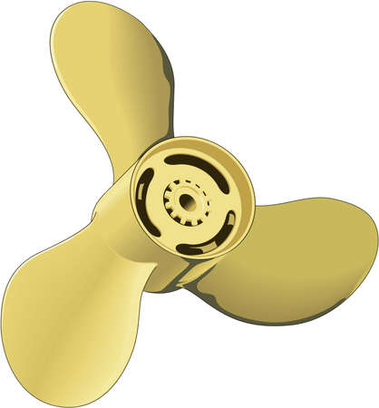 Propeller Illustration
