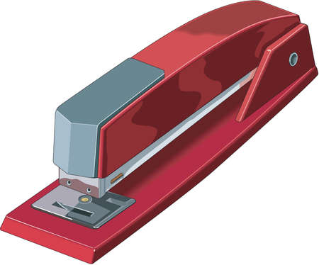 Stapler Illustration