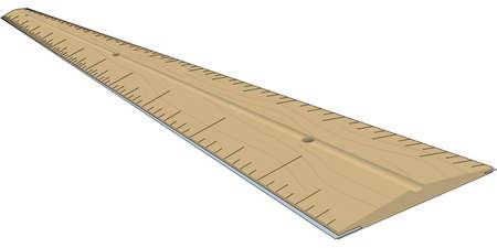 Ruler Illustration