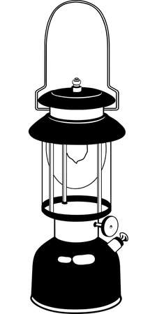 Lantern Illustration Stock Vector - 86300578