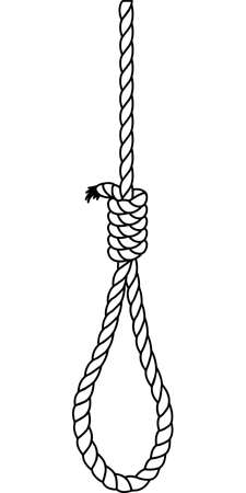Noose Illustration Illustration