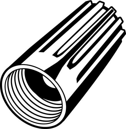 Wire Connector Illustration