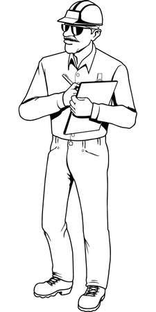 Foreman Illustration.