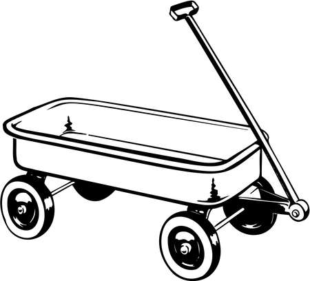 Wagon Illustration