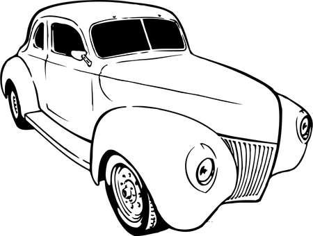 Custom Cowboy Cadillac