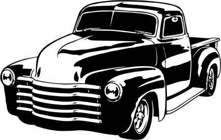 ilustración de coche Ilustración de vector