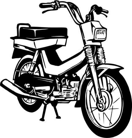 Motor Illustratie