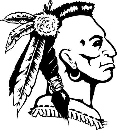 Indian Illustration Illustration