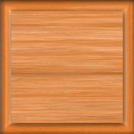 Cedar Wood Square Sign Blank 版權商用圖片