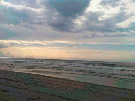 myrtle beach: Sunrise at Myrtle Beach