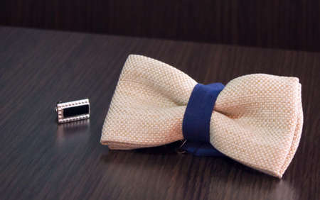 cuff: Mens tie and cuff links set for wedding