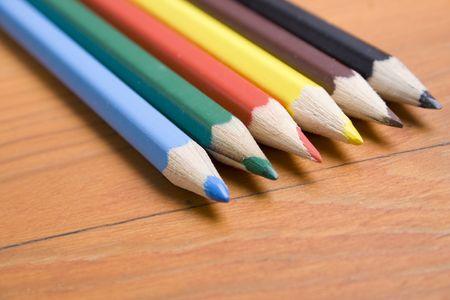 Crayons photo